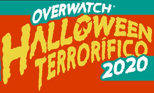 Halloween terrorífico 2020 de Overwatch