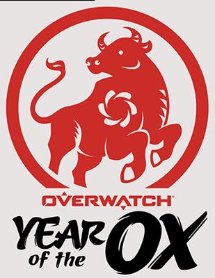 Overwatch Lunar New Year