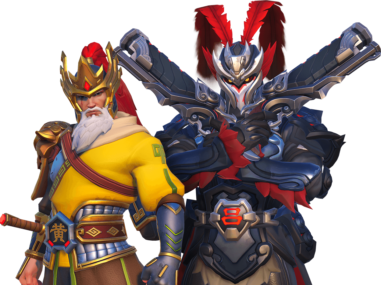 New Overwatch Skins 2020.Lunar New Year Overwatch