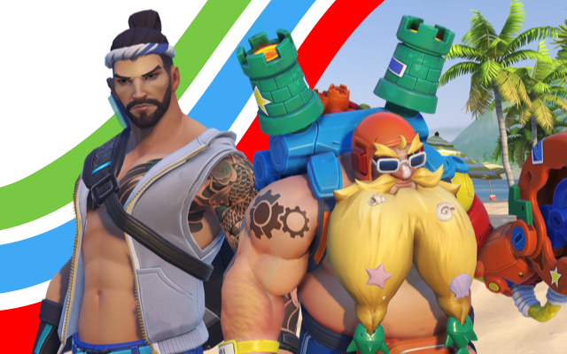 Overwatch Summer Games 2020.Summer Games Overwatch