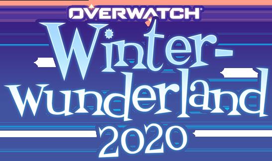 Winterwunderland von Overwatch