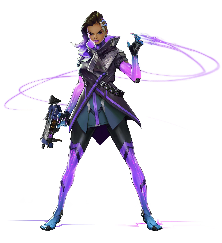 Sombra - Heroes - Overwatch