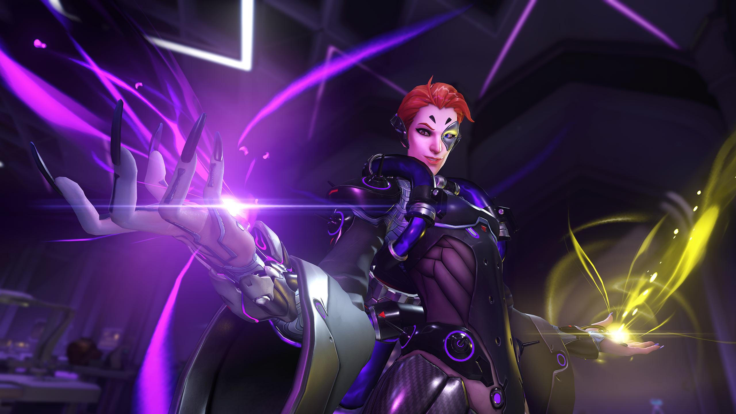 Moira - Heroes - Overwatch
